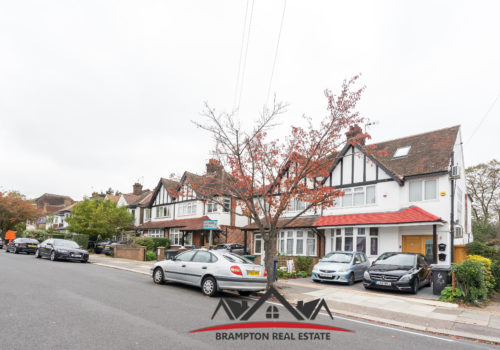 Golders Rise, Hendon, NW4