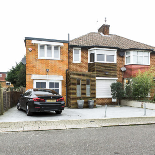 COTSWOLD GATE, LONDON, NW2