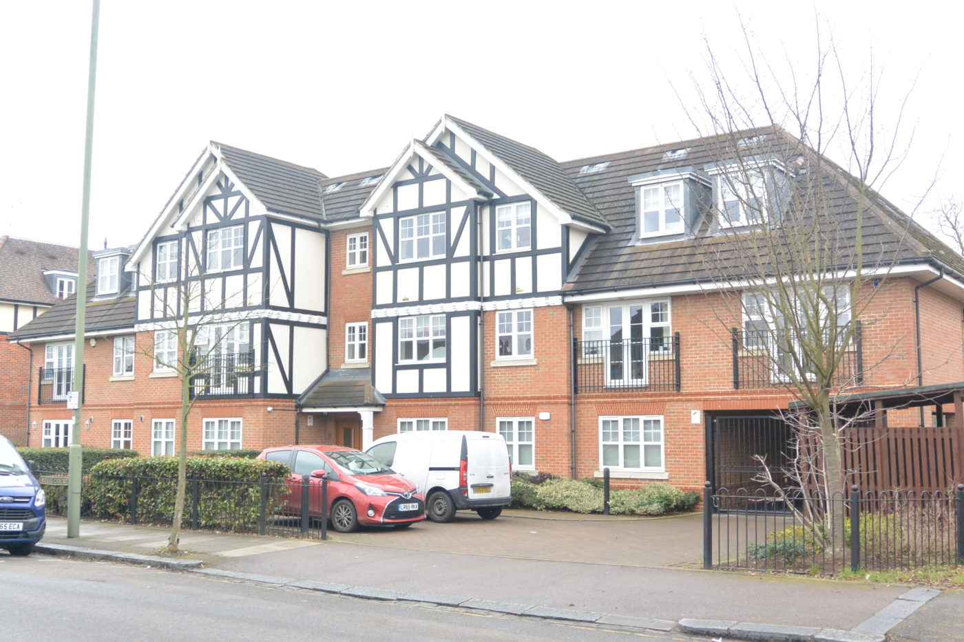 Regal Court, 195 Holders Hill Road, NW7