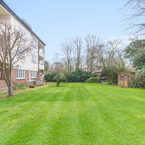 Brentwood Lodge, Holmdale Gardens, Hendon NW4