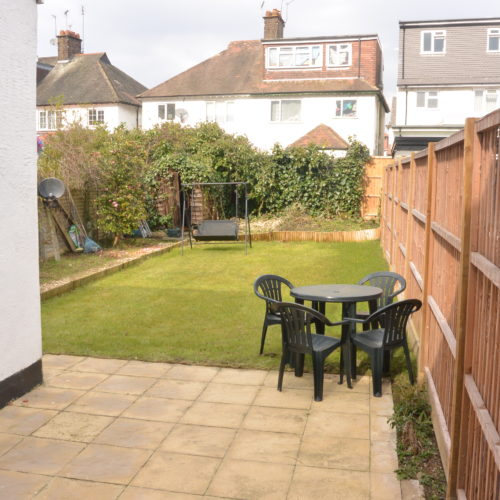Highcroft gardens, Temple Fortune, NW11