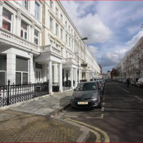 Charleville Road, West Kensington W14