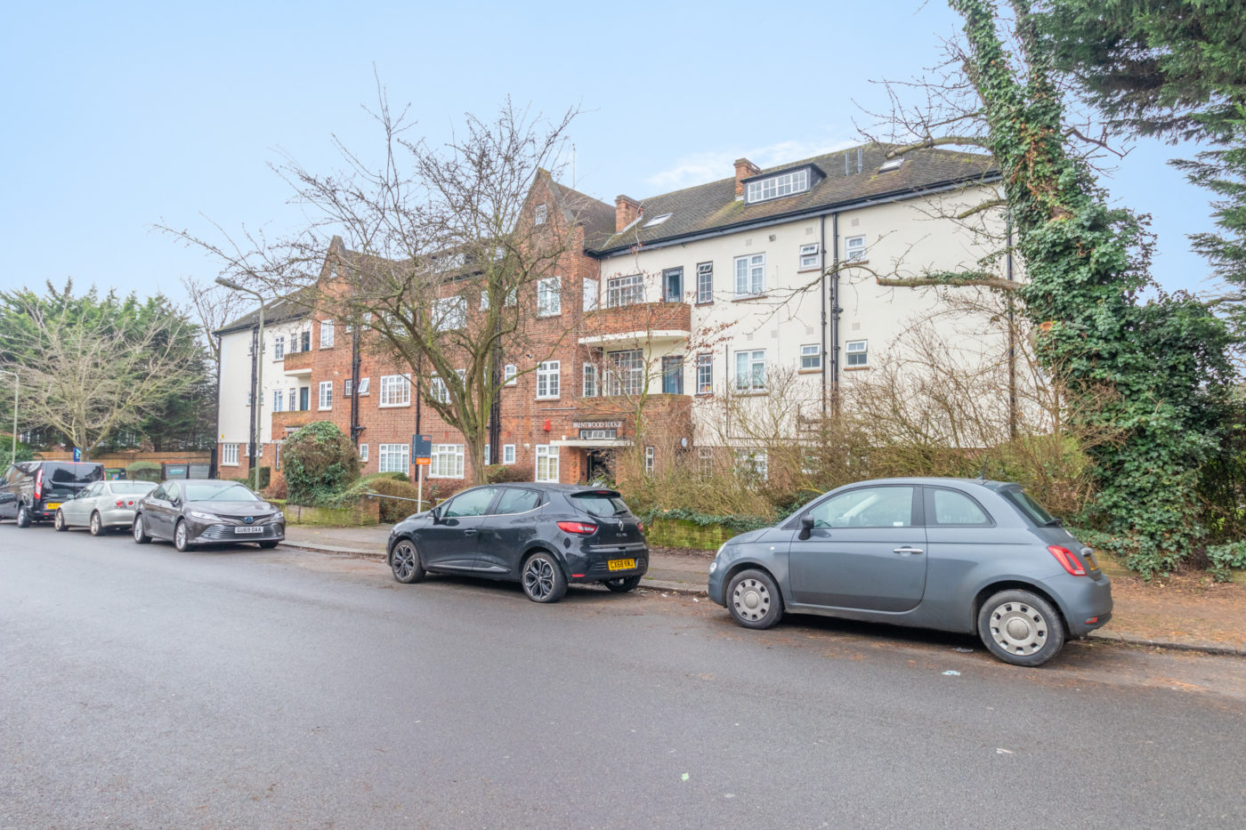 Brentwood lodge, Hendon, NW4