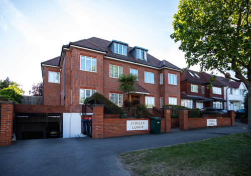 Jubilee Lodge, Green Lane, Hendon, NW4