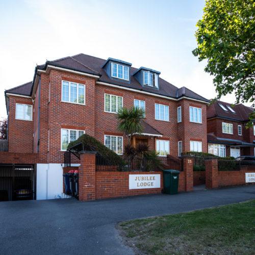 Jubilee Lodge, Green Lane, Hendon, NW4