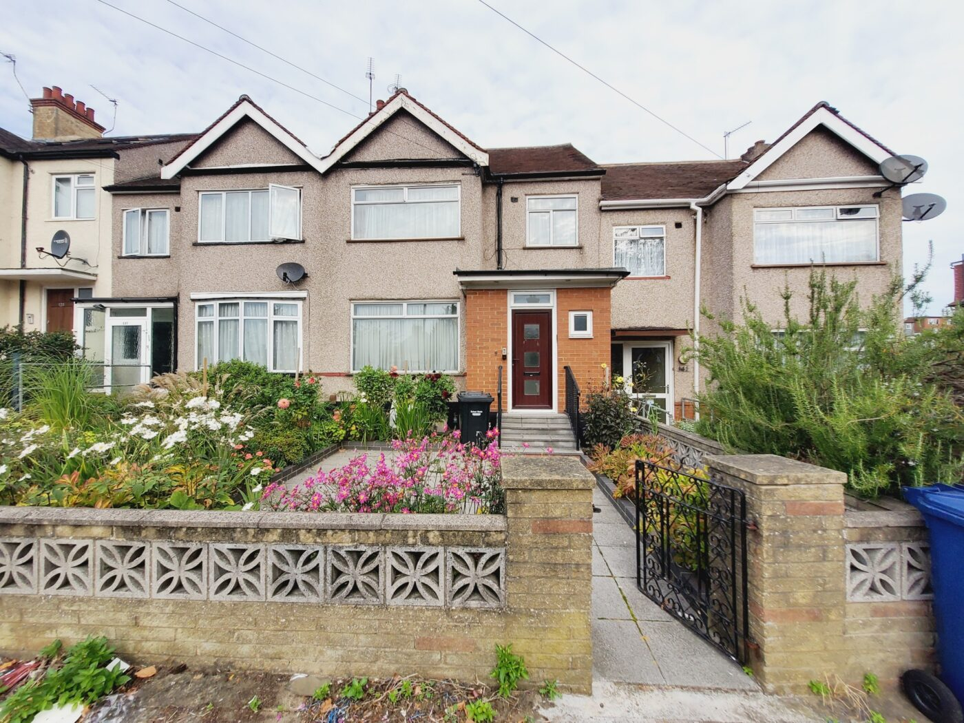 Park Road, Hendon, NW4